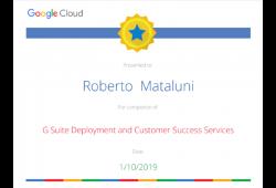 google customer success