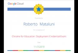 google deployment education