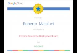 google enterprose deployment